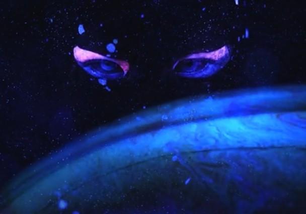 Animal Collective Bluish Video
