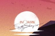 "Anoraak – ""Don't Be Afraid"" (Feat. Sally Shapiro) (Alternative Version)"
