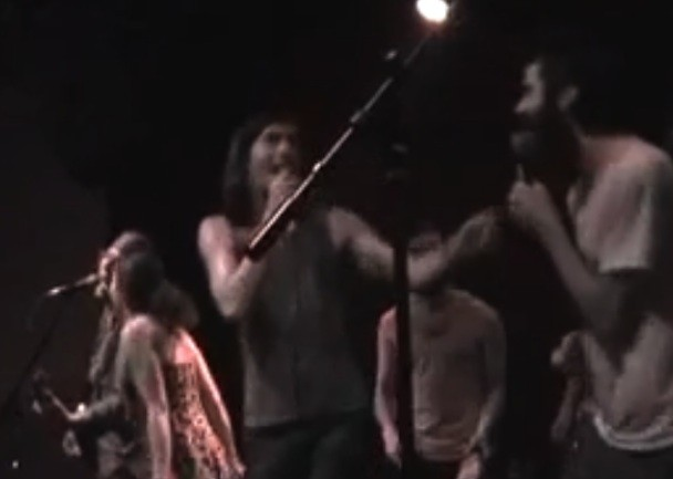 Free Energy & Titus Andronicus Cover Bruce Springsteen