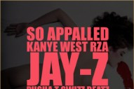 Kanye West Drops &#8220;So Appalled&#8221; MP3, <em>Watch The Throne</em> Info, Hammer&#8217;s Mood