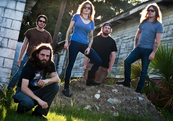 Kylesa Promo Photo 2010
