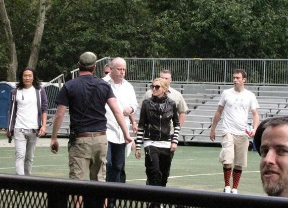 Madonna Central Park 2