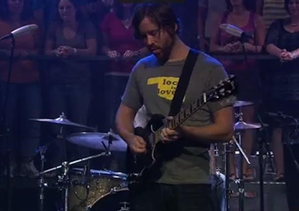 Pavement & Steve Gross Play Stereo On Fallon