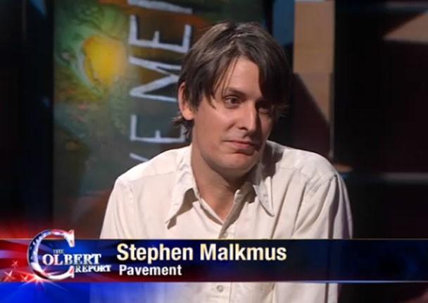 Stephen Malkmus Stephen Colbert