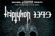 Win Tickets To Triptykon's Haunting The Chapel-Presented First North American Headlining Tour