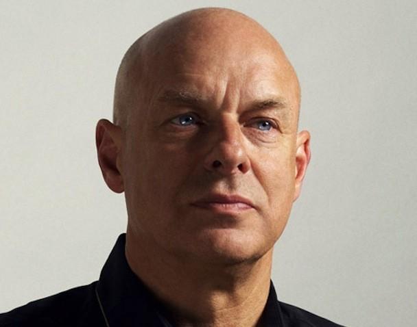 Brian Eno Emerald And Stone