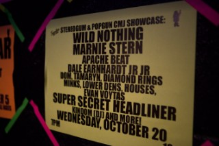 Stereogum & Popgun STEREO★GUN CMJ Party, Santos Party House, NYC 10/20/10