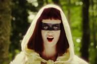 "Julie Christmas – ""Bow"" Video (Stereogum Premiere)"