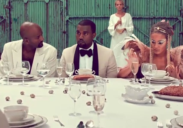 Kanye West - Runaway Video