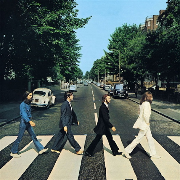 Abbey Road Album Art