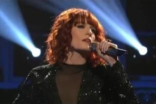 Florence &#038; The Machine Visit <em>SNL</em> Where Horses Play Baseball