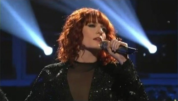 Florence And The Machine Saturday Night Live