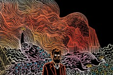 "Iron & Wine – ""Walking Far From Home"" & ""Biting Your Tail"""
