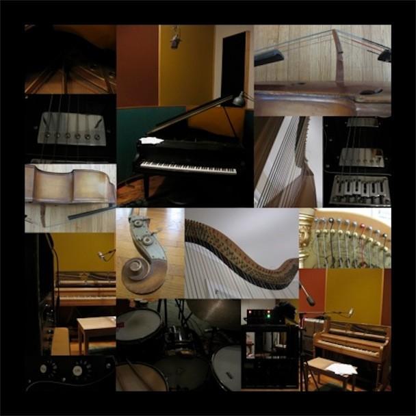 Matthew Friedberger Napoleonette Album Art