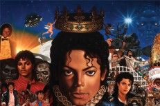 Michael Jackson Michael Album Art