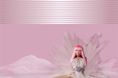 Nicki Minaj Pink Friday Album Art