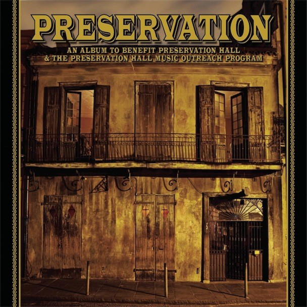 Preservation Album Art