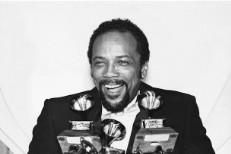 Quincy Jones Grammys