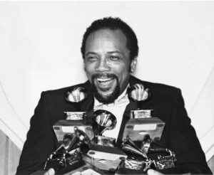 Quincy Jones Grammys
