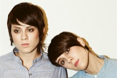 "Hear Tegan And Sara Cover ""The Chipmunk Song"""