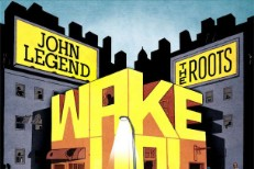 """Hear John Legend & The Roots's Studio Version Of Arcade Fire's """"Wake Up"""""""