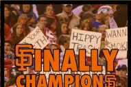Dominant Legs, Ty Segall, oOooOO Collab For <em>Finally Champions &#8211; San Fran Giants Victory</em> Mix
