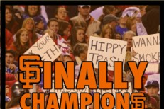 Dominant Legs, Ty Segall, oOooOO Collab For Finally Champions - San Fran Giants Victory Mix