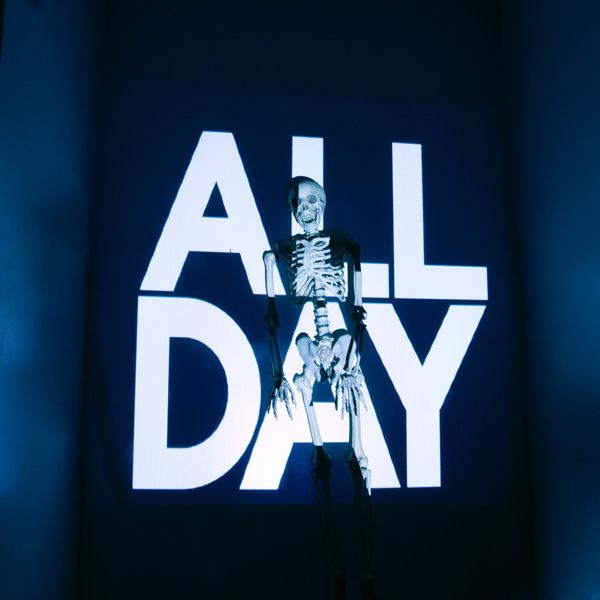 Girl Talk – All Day Art