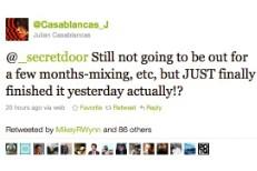 Julian Casablancas Tweets Strokes LP4 Is Done