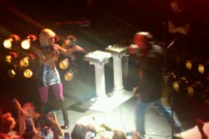 Kanye West @ Bowery Ballroom: Watch Clips, Hear Him Talk Taylor Swift, George Bush, The Media
