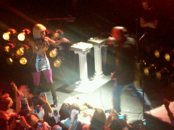 Kanye West & Nicki Minaj @ Bowery Ballroom by Questlove