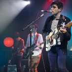 The Pains Of Being Pure At Heart, Weekend, Sonny & The Sunsets @ The Echoplex, Los Angeles 11/12/10