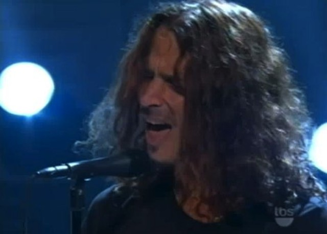 Soundgarden On Conan, 2010