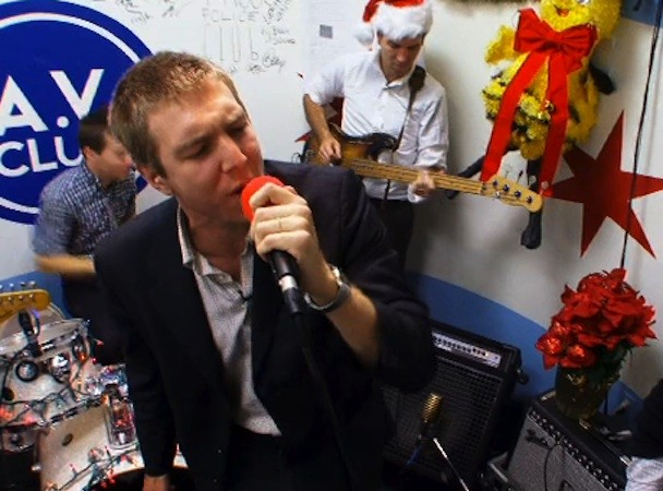 "Walkmen Cover ""Holiday Road"""