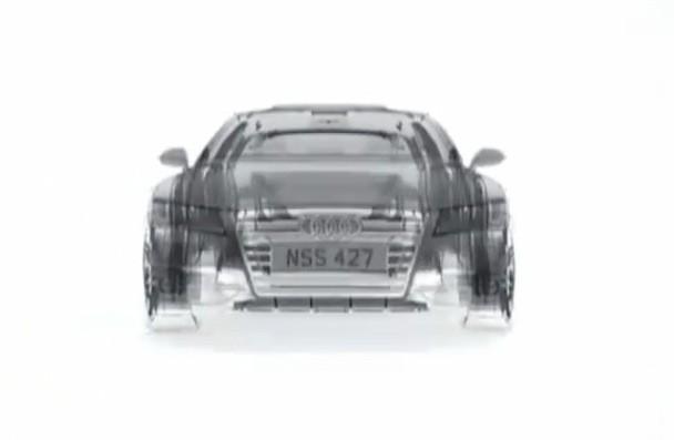 Basement Jaxx Audi