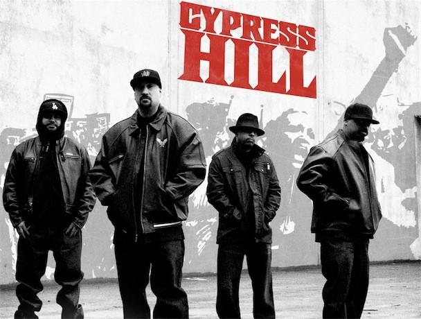 Cypress Hill PR 2010