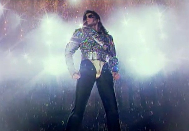 "Michael Jackson ""Hold My Hand"" Video"