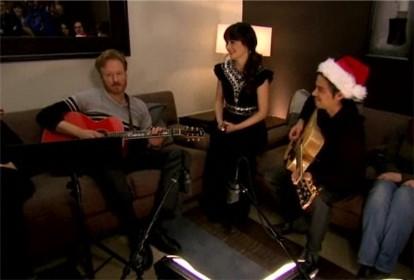 She & Him Conan Video