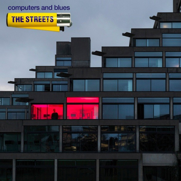 The Streets Computers And Blues Album Art