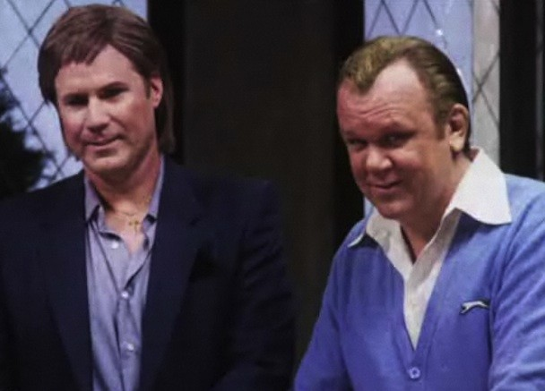 Will Ferrell & John C. Reilly Do David Bowie & Bing Crosby