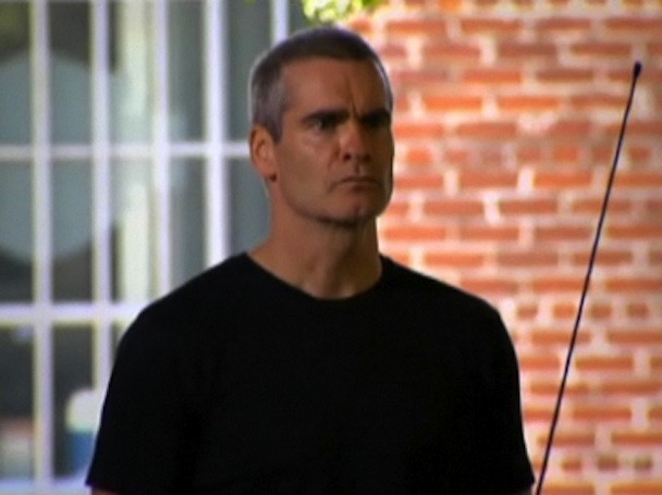 Henry Rollins Tests Toughness Of Harley Repairmen