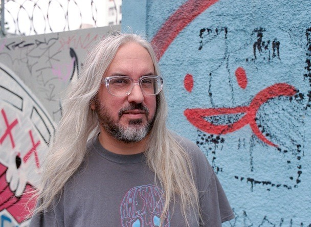 J Mascis Promo Photo Timothy Herzog 2010