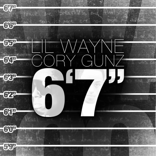 Lil Wayne - 6'7