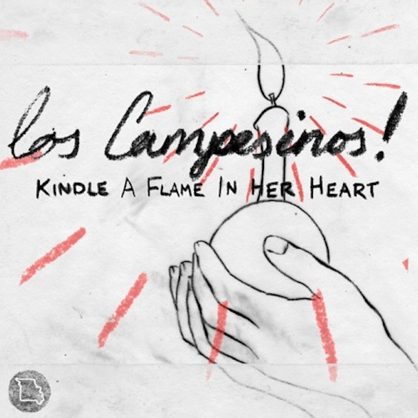 Los Campesinos! - Kindle A Flame In Her Heart