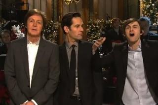 <em>Saturday Night Live</em>: With Host Paul McCartney &#038; Comedic Guest Paul Rudd!