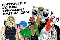 Stereogum's 50 Most Downloaded MP3s Of 2010