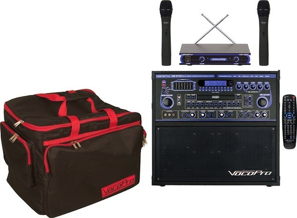 Win A Professional Karaoke Entertainment System