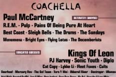 Coachella 2011: Let The Rumors Begin
