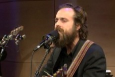 Watch Iron &#038; Wine Perform <em>Kiss Each Other Clean</em>