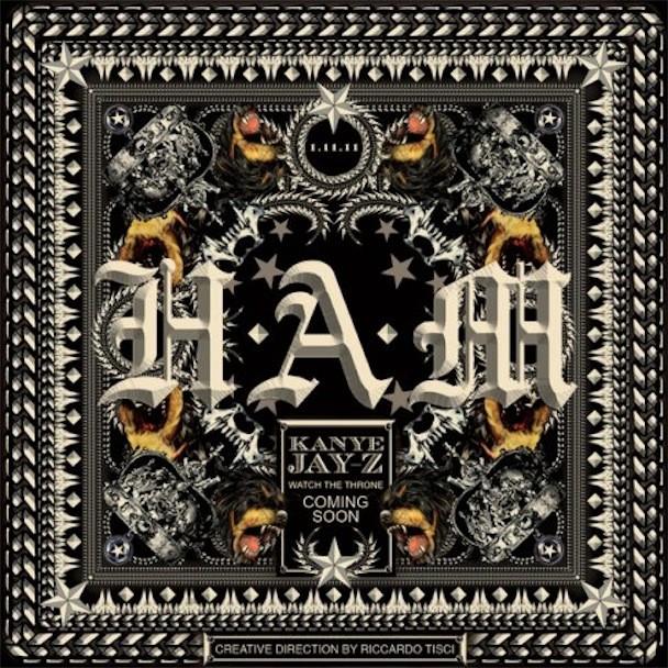 Kanye West Jay-X H.A.M.